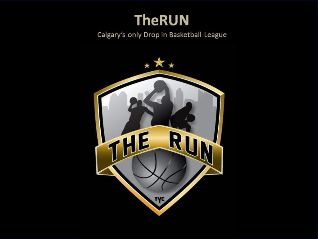 Calgary's only drop-in basketball league